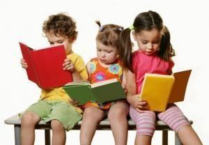 Какие книги читать малышам