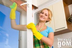 7 советов по мытью стекол домашними экологическими средствами