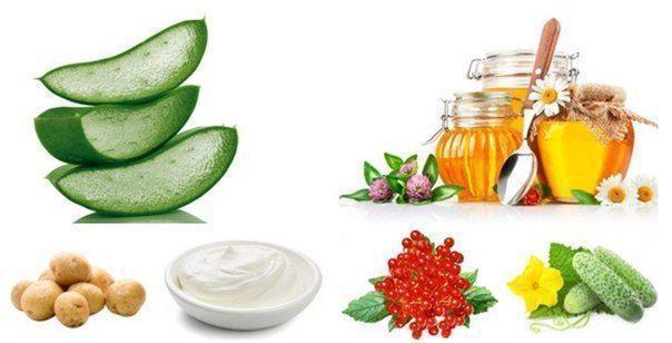 Народные способы очищения кожи