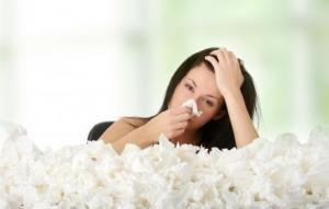 Народные средства от заложенности носа - лечим причину недуга