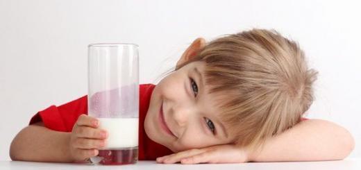 Можно ли коровье молоко детям, нужно ли его пить в чистом виде?