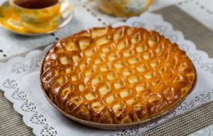 Пирог с творогом на скорую руку – полезная выпечка без хлопот