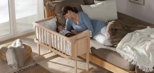 кроватки для новорожденного