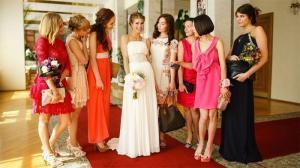 Как выбрать образ на свадьбу?
