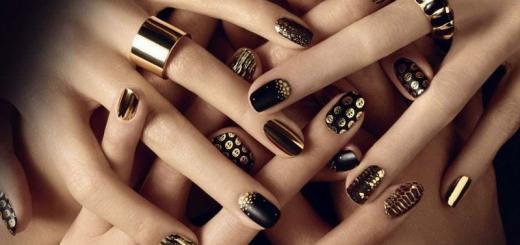 Красивые ногти – совсем несложно!