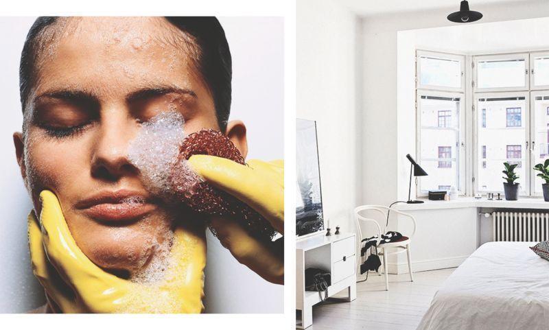 Как восстановить кожу после вечеринки