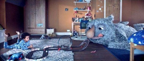 Монстр Моз: новый рождественский ролик, который не оставит вас равнодушными