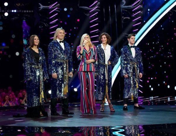 Веру Брежневу раскритиковали за костюм стоимостью в 35 000 гривен