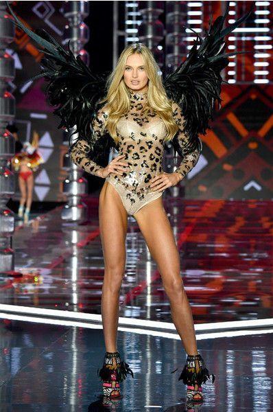 Показ Victoria's Secret 2017: самое сексуальное белье