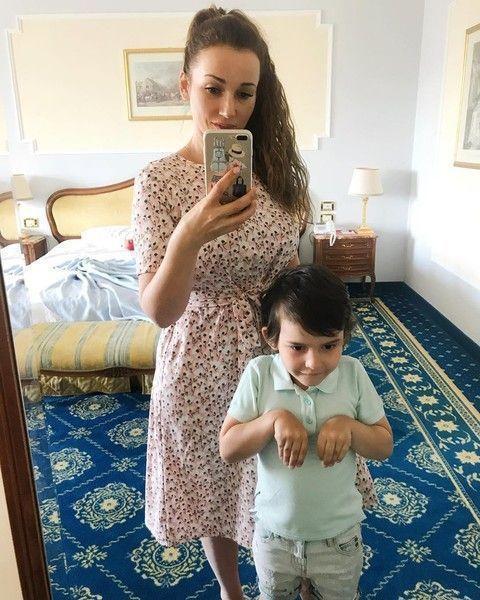 Пятилетний сын Чеховой открыл музей и продает билеты (видео)