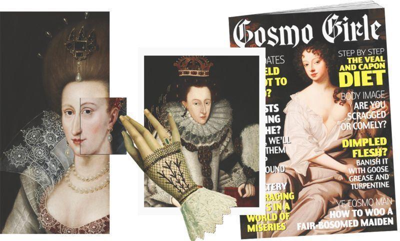 Заводить друзей и влиять на людей, как женщина XVII века