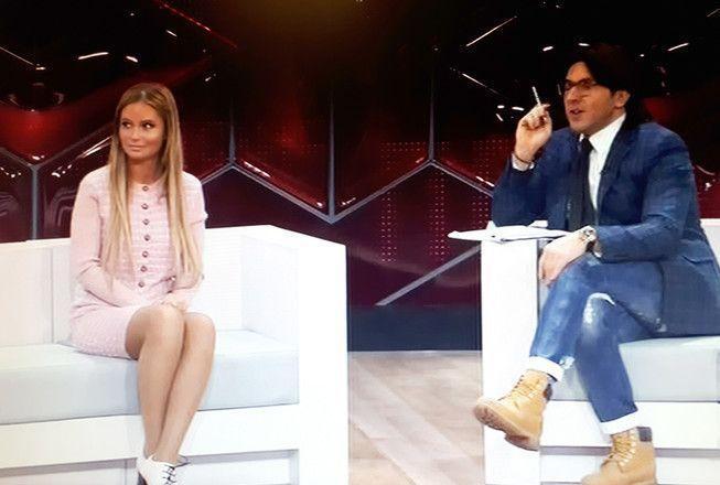 Дана Борисова: не хочу возвращаться в свой дом
