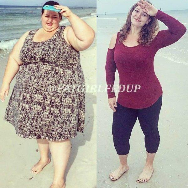 Ради селфи мечты пара похудела на 180 килограмм