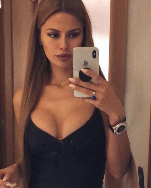 Виктория Боня спровоцировала слухи о помолвке
