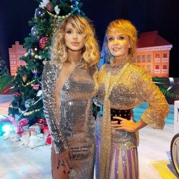 Светлана Лобода пришла на «Песню года» без белья (ФОТО)
