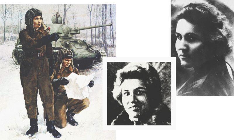 Неуловимые мстительницы: 4 женщины во главе сопротивления