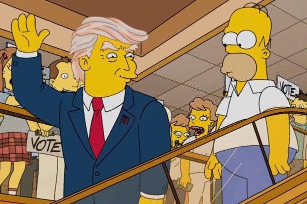 Умные часы, эпидемии и Трамп: что предсказали культовые «Симпсоны»
