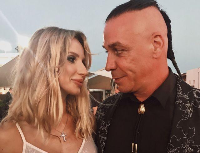 Любовь по-немецки: Светлана Лобода закрутила роман с вокалистом Rammstein