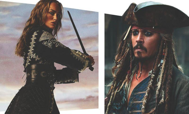 Современный этикет: пить грог как пират