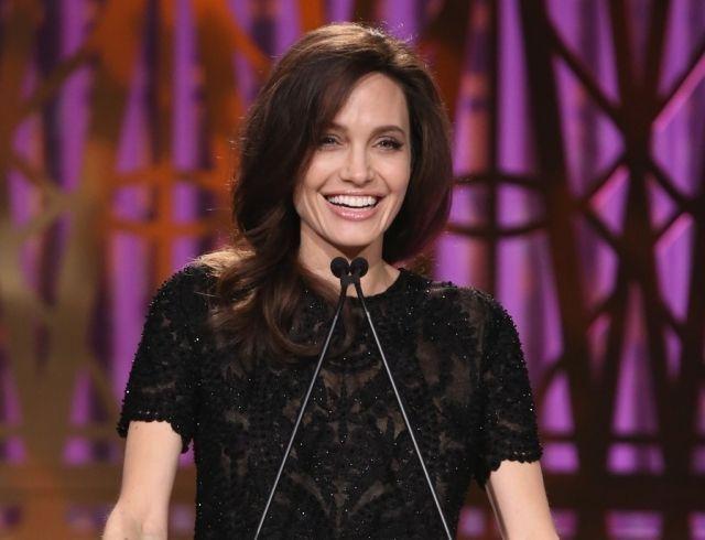 Анджелина Джоли выступила с эмоциональной речью в защиту прав женщин