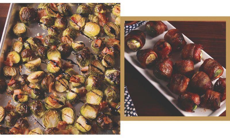 Что подать на новогодний стол, кроме оливье
