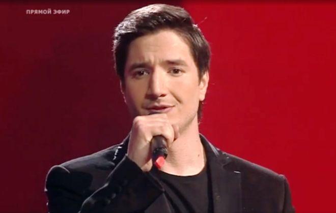 Победитель шестого сезона «Голоса» чуть не расплакался прямо на сцене