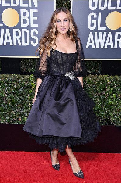 Золотой глобус - 2018: лучшие и худшие платья звезд на красной ковровой дорожке