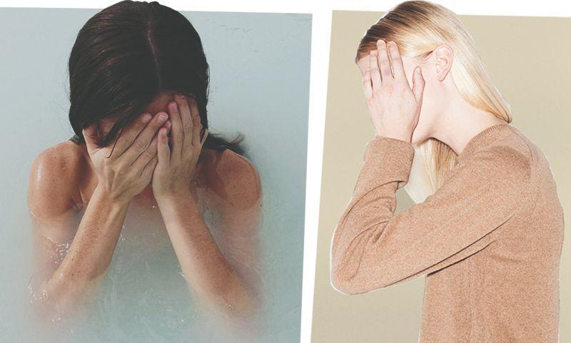 4 части тела, в которых женщины испытывают хроническую боль