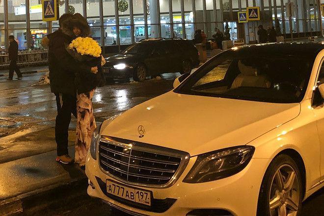 Волочкова показала любимого мужчину и его роскошные подарки