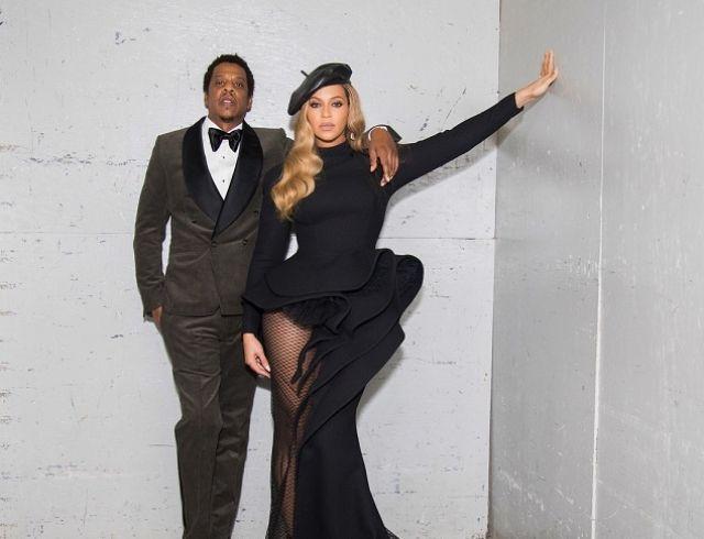 "Бейонсе и Jay-Z показали подросшую дочь на церемонии ""Грэмми-2018"" (ФОТО)"
