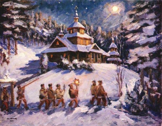 Необычные традиции праздников 13 января и обряды Щедрого вечера
