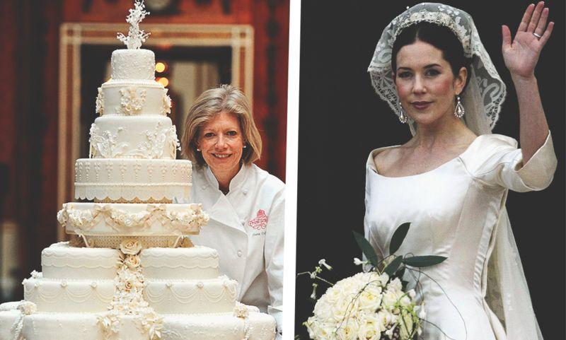 11 старомодных королевских свадебных традиций