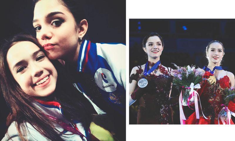 Россиянка завоевала первую золотую олимпийскую медаль