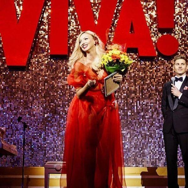 """""""Так должно было случиться, и мы теперь вместе"""": Олег Винник и Оля Полякова украсили обложку VIVA!"""