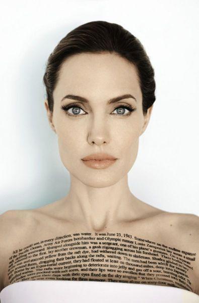 Стало известно, как Анджелина Джоли отреагировала на развод Энистон и Теру