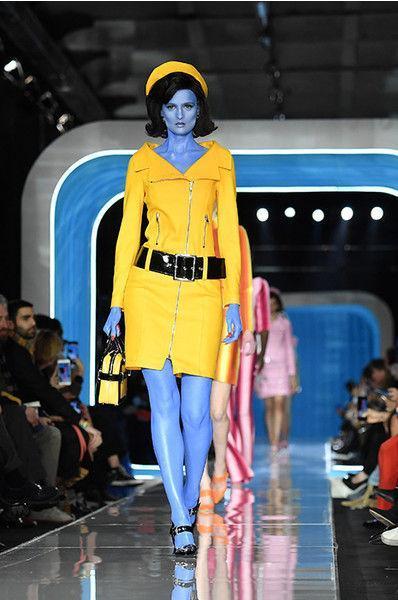 Новые тренды: 40 самых ярких образов с Недели моды в Милане