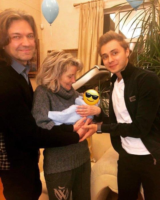 Дмитрий Маликов поделился секретами воспитания сына