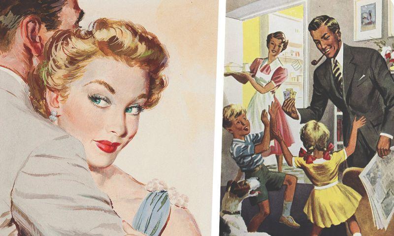 5 несправедливых брачных стереотипов
