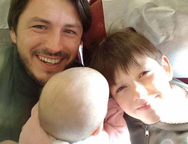 Сергей Притула рассказал, как это — быть отцом девочки