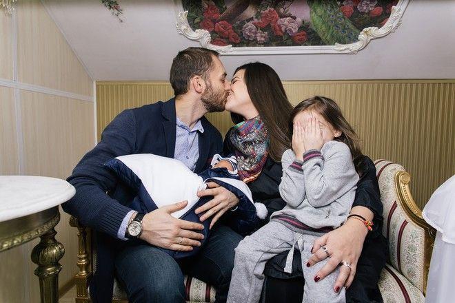 Виктория Райдос стала мамой во второй раз