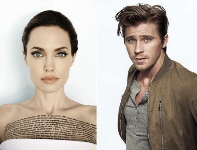 Назло Брэду Питту Анджелина Джоли встречается с его юной копией!