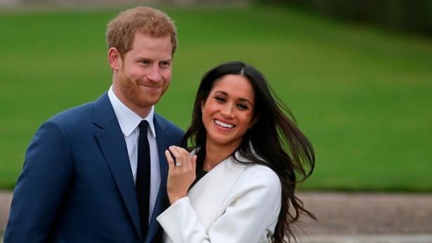 Стало известно, какой торт подадут на свадьбе принца Гарри и Меган Маркл