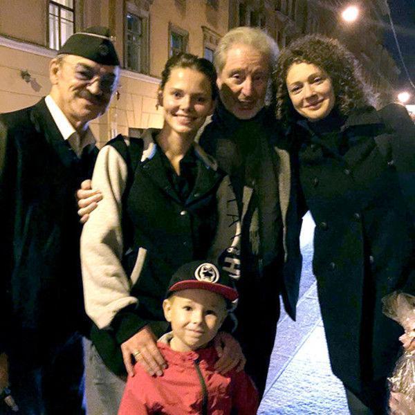5-летний сын Лизы Боярской трогательно признался в любви к отцу