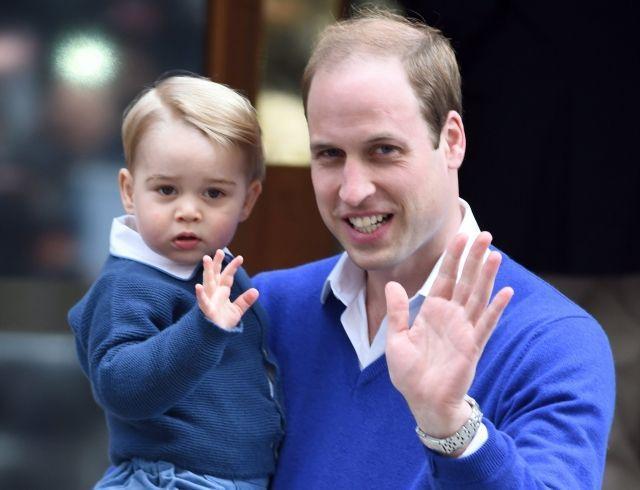 Принц Джордж выбрал будущую профессию