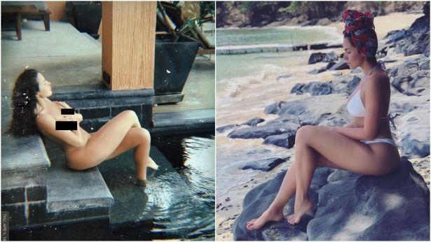 """Лена Миро раскритиковала откровенные фото Насти Каменских: """"Она женщина соблазнительная, как пампушка, сожравшая борщ"""""""