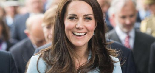 Кейт Миддлтон стала мамой в третий раз