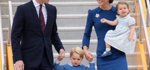 Какой титул будет у третьего ребенка Кейт Миддтон и принца Уильяма