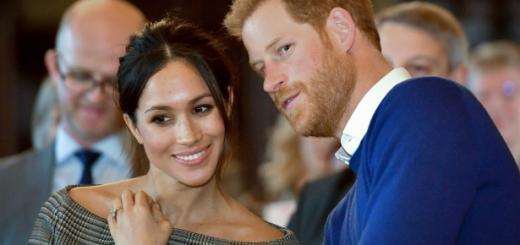 """""""Настоящий джентльмен"""": каким было первое свидание Меган Маркл и принца Гарри"""