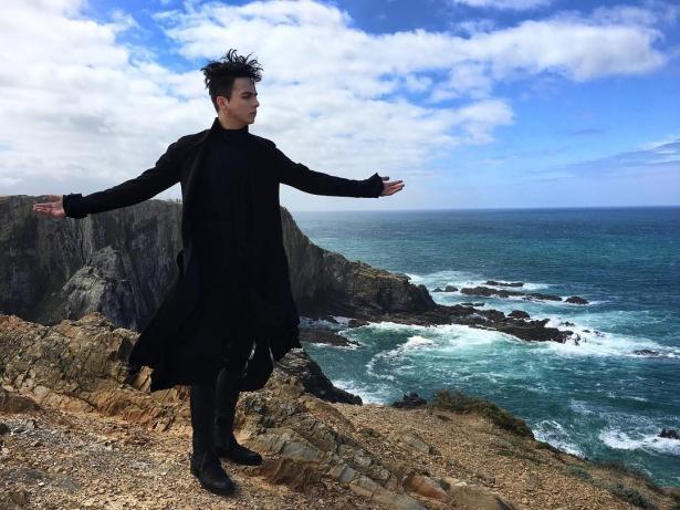 """""""Португалия, ты украла мое сердце"""": MELOVIN снимает визитку для """"Евровидения-2018"""" (ФОТО)"""