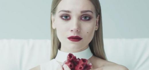 Вся в белом и с сердцем в руках: Кристина Асмус в трейлере онлайн-шоу Asmodeus